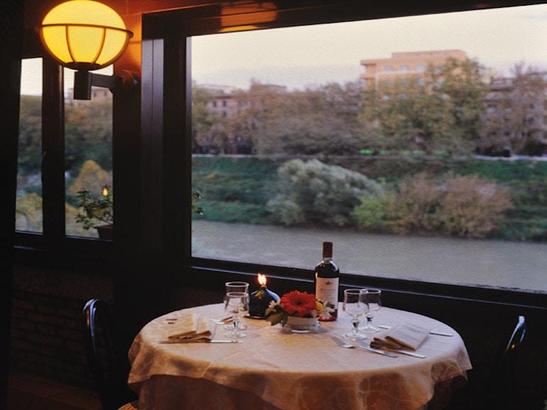 I migliori ristoranti di roma per mangiare all aperto - Ristorante con tavoli all aperto roma ...