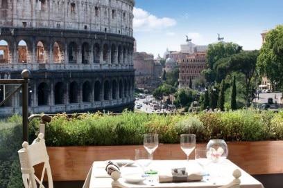 Aroma ristorante Roma
