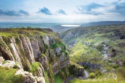 Cheddar Gorge bristol