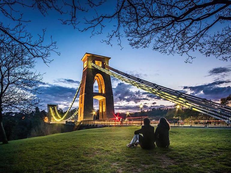 Clifton Suspension Bridge credits Paolo Ferla