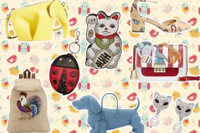 Fashion Zoo: gli accessori-animali per la Primavera-Estate 2017