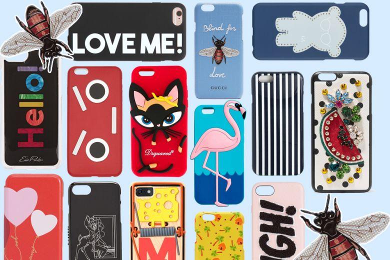 Cover per iPhone 7: le versioni più stilose del 2017