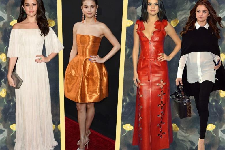 Selena Gomez: i look più belli