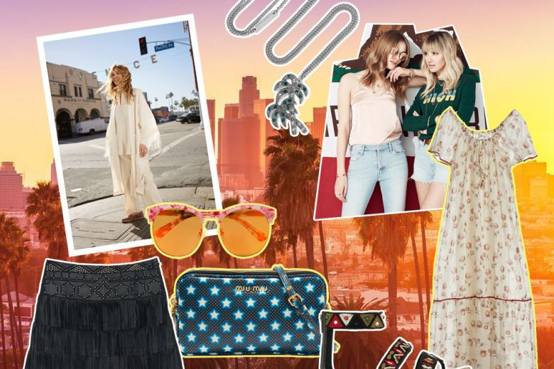 California style: i capi e gli accessori must-have