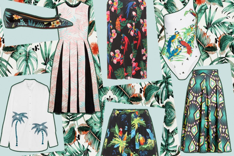 Estate tropical: i must have di stagione