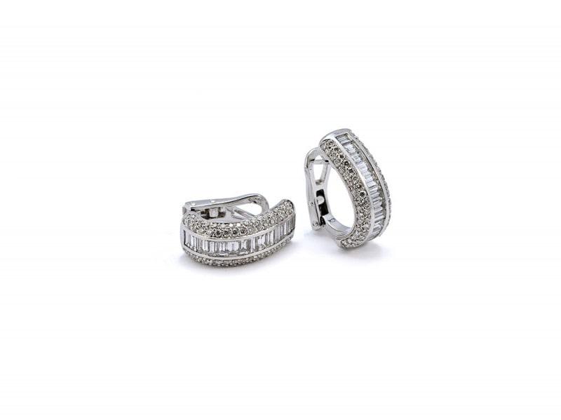 Hausmann-&-Co.-collezione-boulevard-Orecchini-con-diamanti