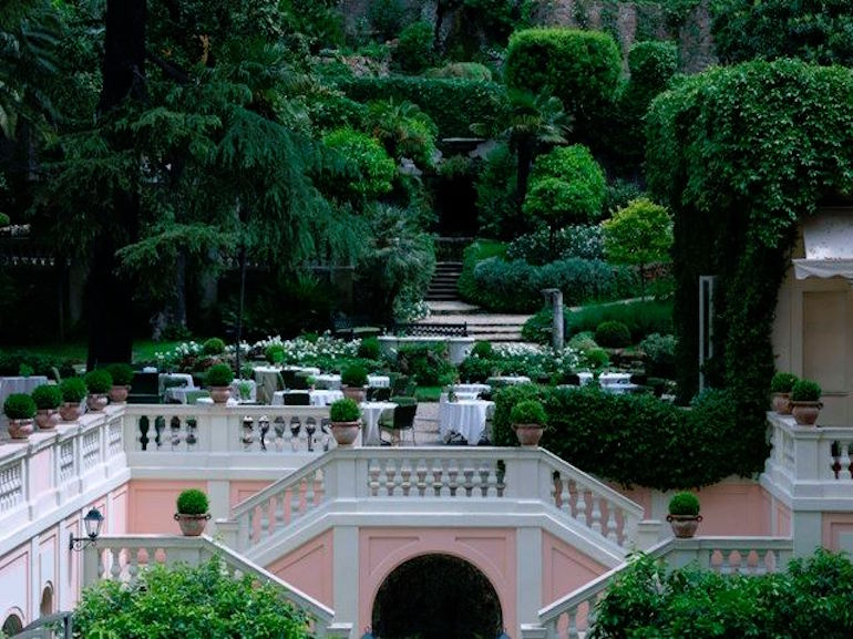 Jardin de Russie Roma