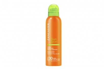 Lancaster Sun Sport Cooling Invisible Body Mist SPF 30