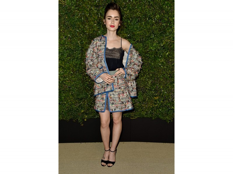 Lily-Collins-getty