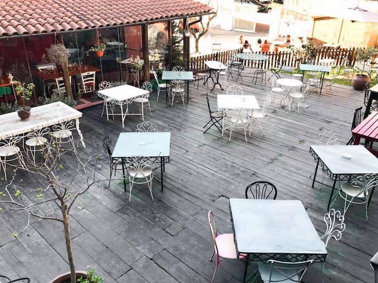 I migliori ristoranti di Roma per mangiare all\'aperto - Grazia.it