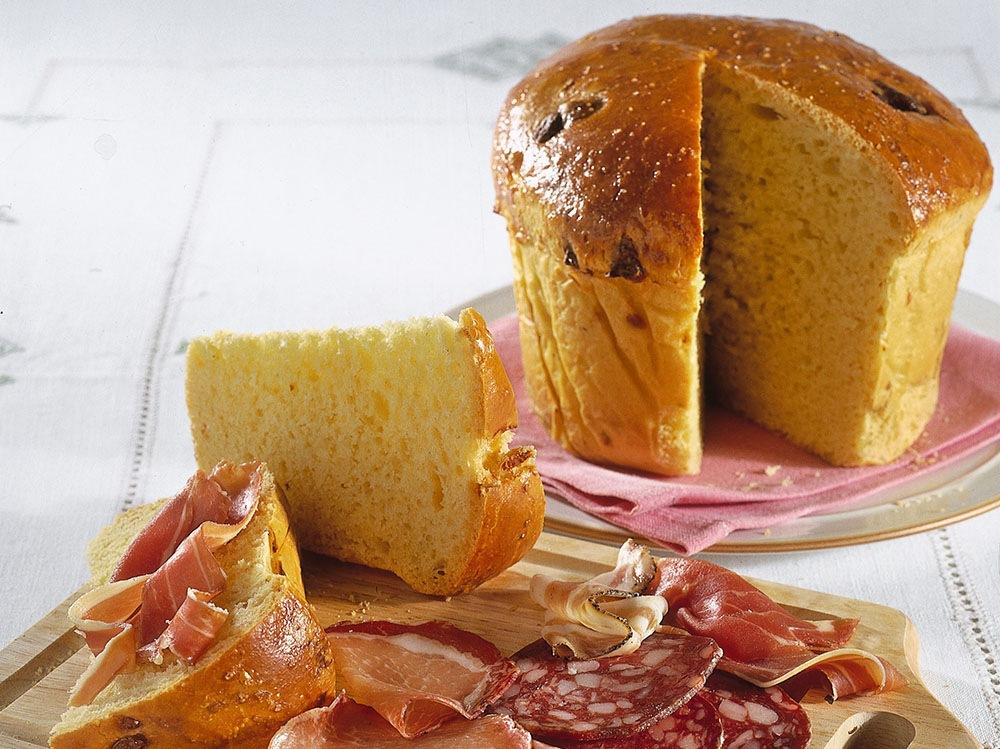 Torta al formaggio umbra e marchigiana