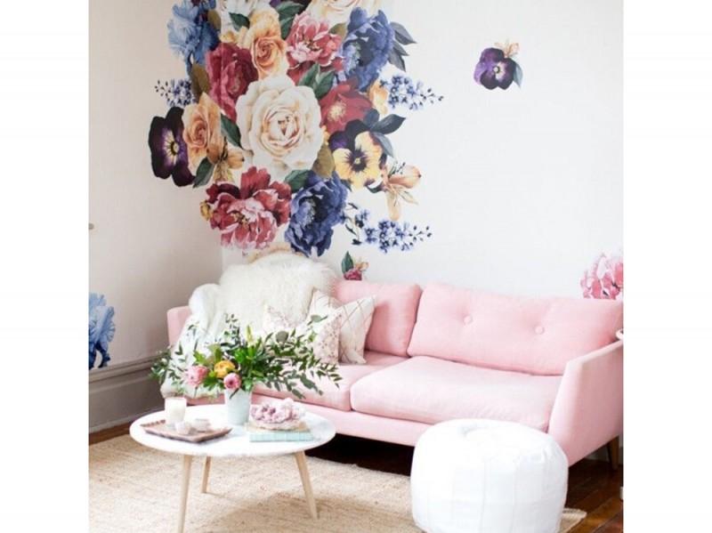 Come arredare la parete dietro al divano for Parete dietro divano