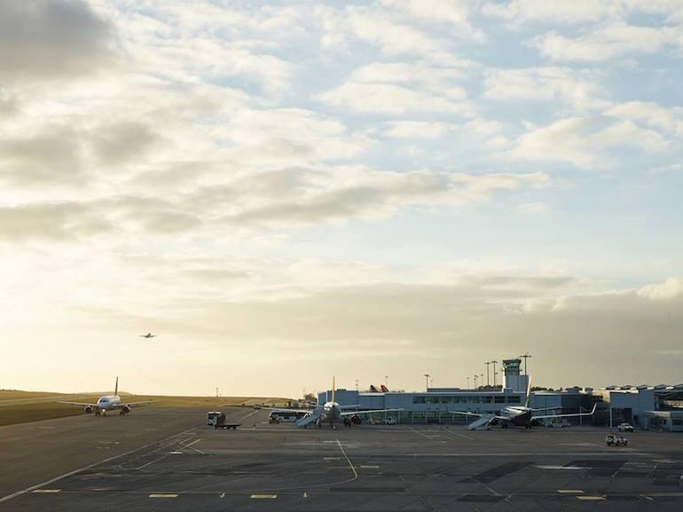 aeroporto Bristol