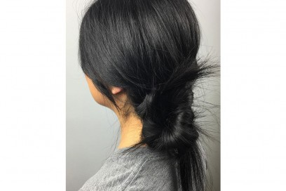 banana bun capelli raccolti tendenza  (3)