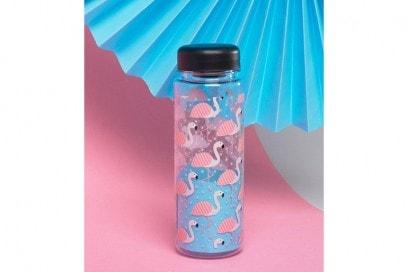 bottiglia acqua fenicottero
