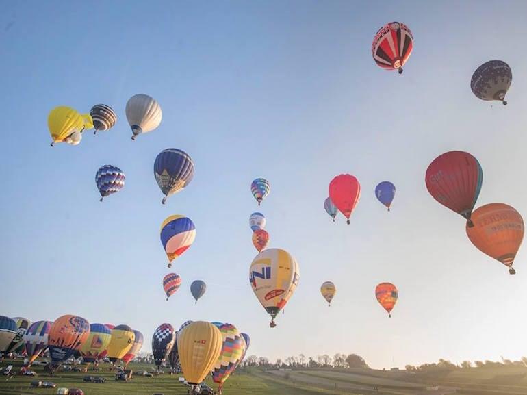 bristol international balloon fiesta
