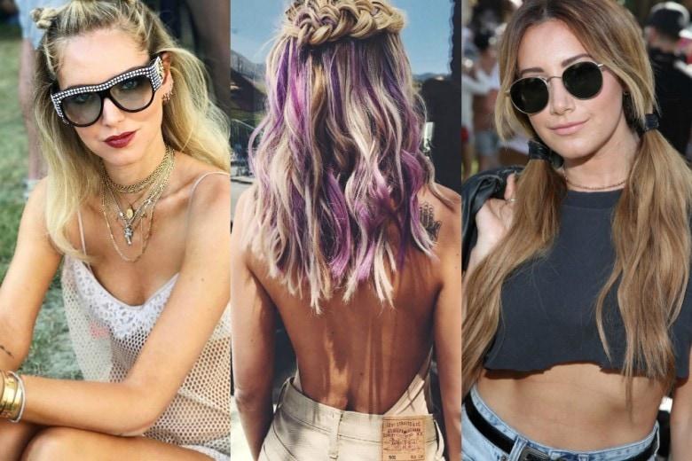 Coachella 2017: le acconciature e gli hair look più belli di star e influencer