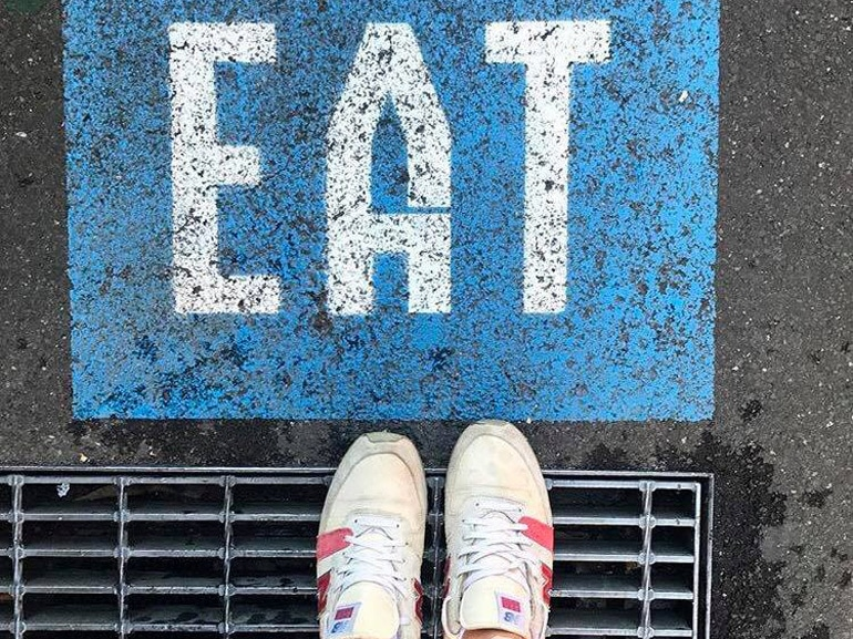 chiara maci eat