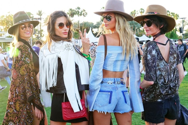 Coachella 2017: i look delle star al festival californiano