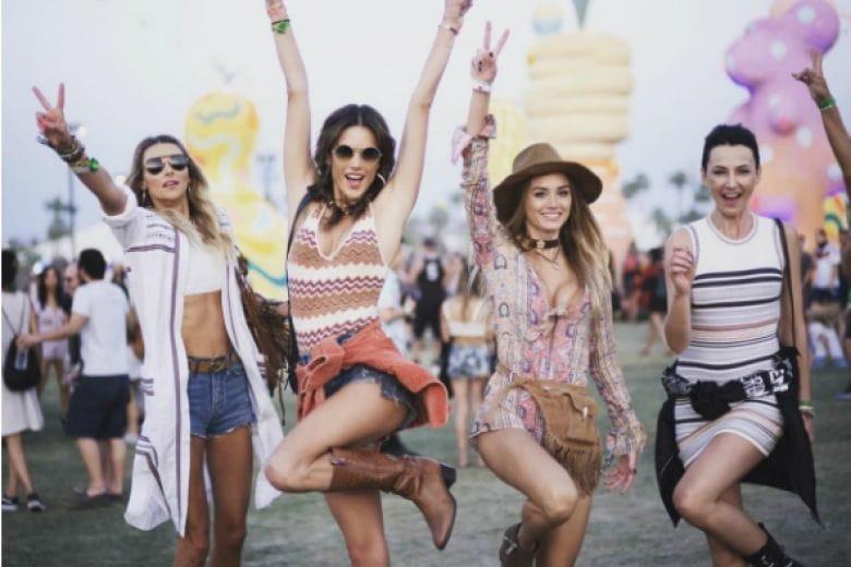 Coachella visto dalle star: le foto più belle