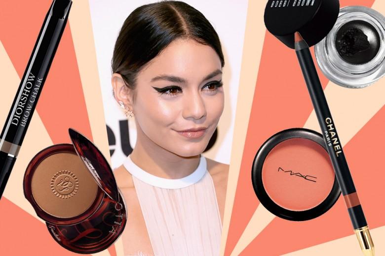 Copia l'eyeliner grafico di Vanessa Hudgens