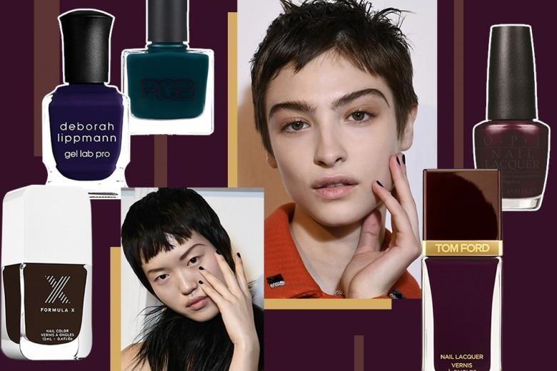 Smalti dark: i migliori per una manicure gothic-chic