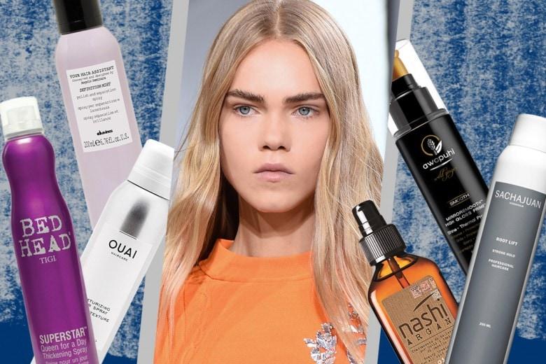 Asciugatura naturale dei capelli: il trend natural look