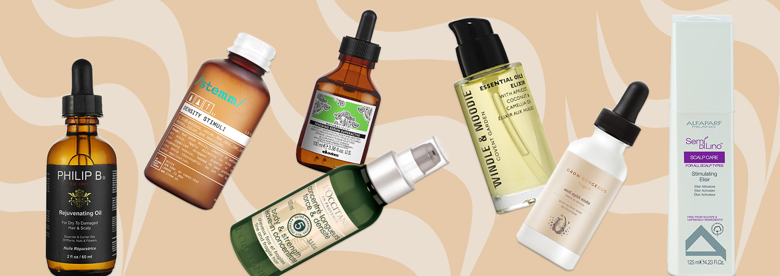 Sieri per capelli: rivitalizzanti, anti age e per cute sensibile