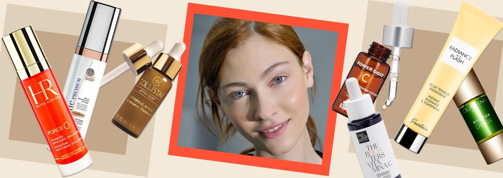 Booster per il viso: i nuovi sieri concentrati