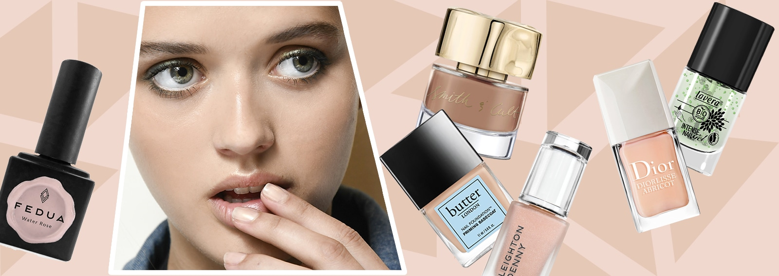 Mannequin manicure: il trend nude look sulle unghie