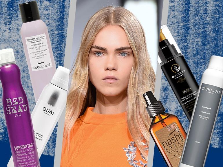 sciugatura naturale dei capelli: il trend natural look