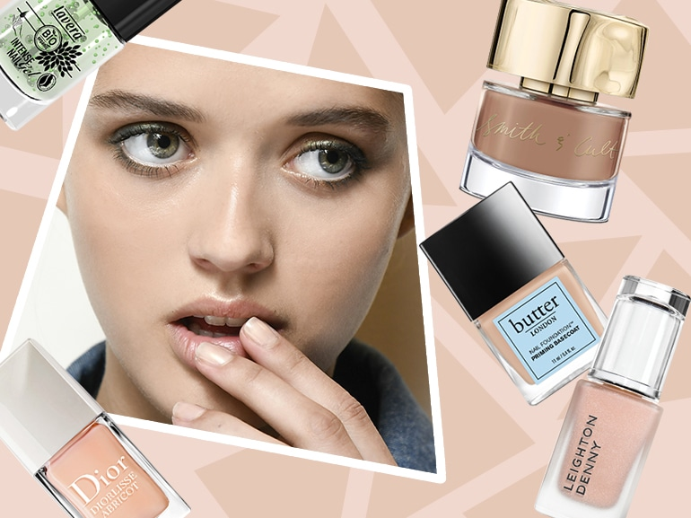 Mannequin manicure: il trend nude look sulle unghie