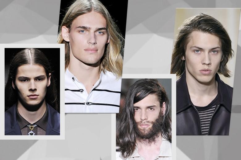 Tagli capelli lunghi uomo: la tendenza per la Primavera-Estate 2017