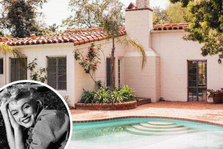 In vendita l'ultima casa di Marilyn Monroe