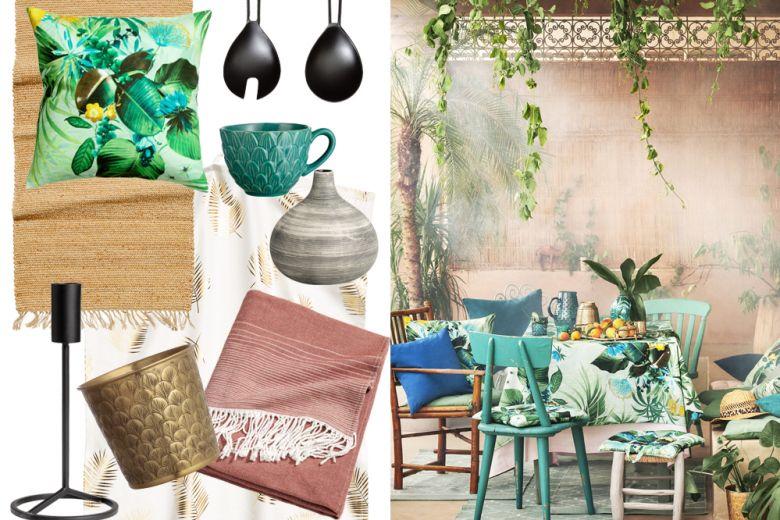H&M Home: la nuova collezione estate 2017