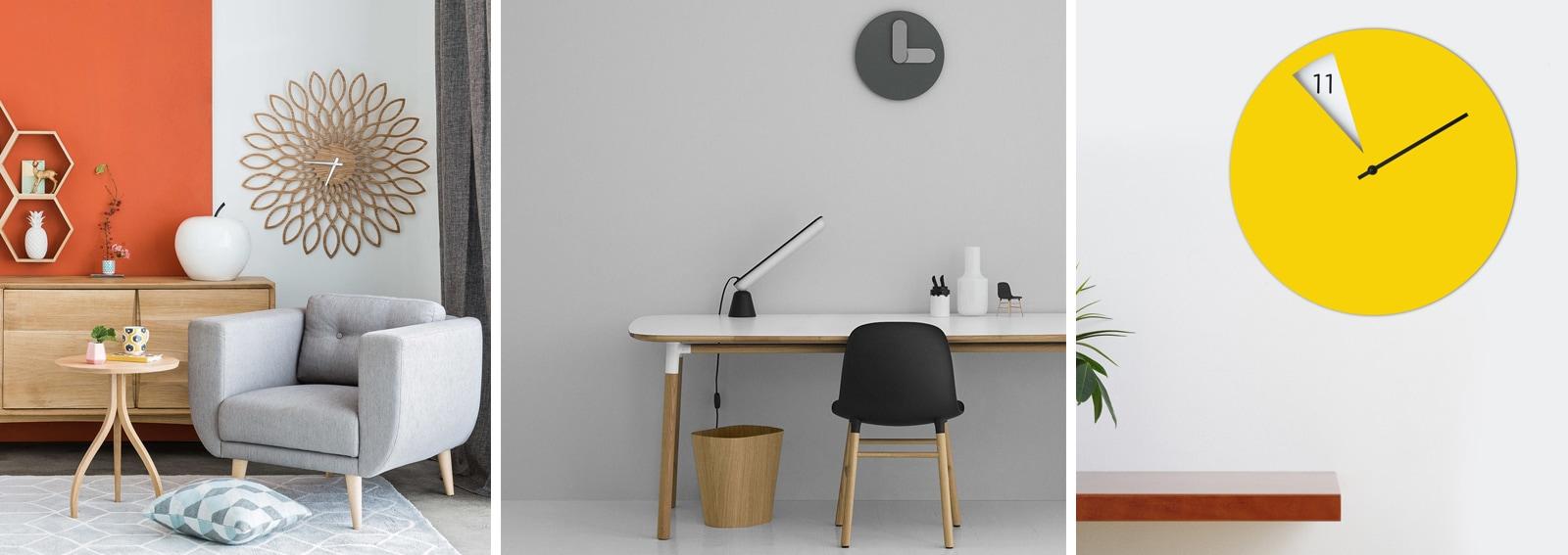 Orologi da parete particolari orologi da tavolo with - Orologi da tavolo moderni ...