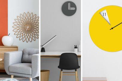 Orologi da parete: i modelli particolari per la casa