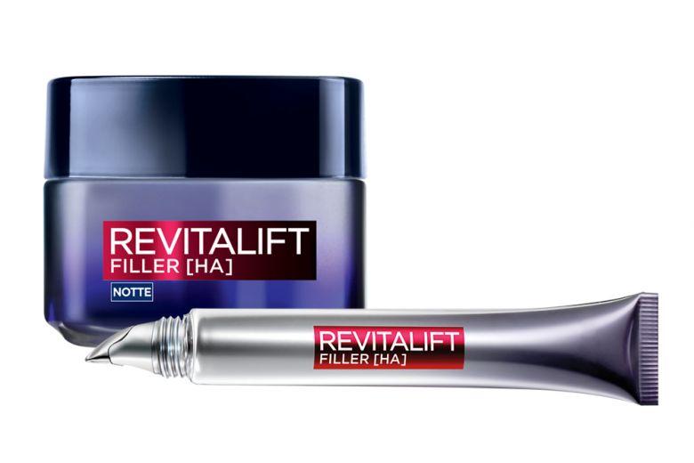 Revitalift Filler HA di L'Oréal Paris per ridare volume al viso