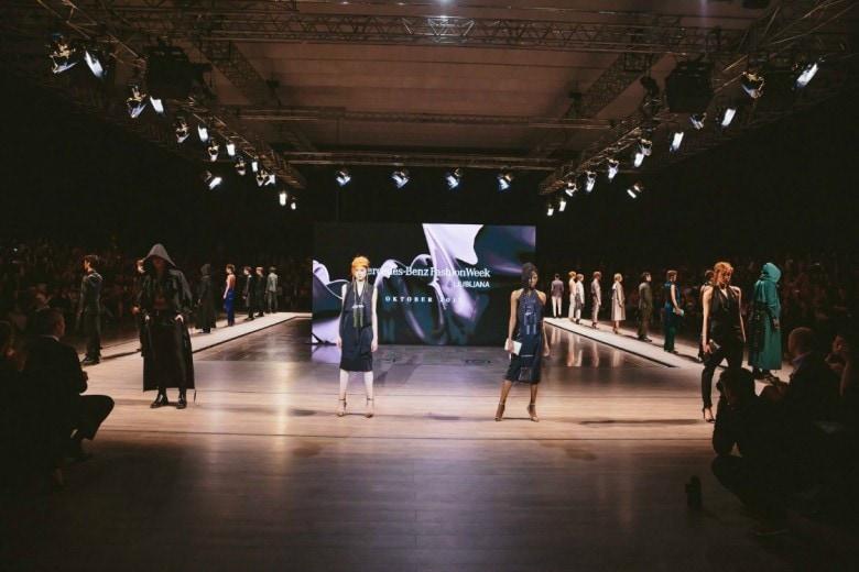 Il meglio della Ljubljana Mercedes Benz Fashion Week