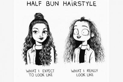 donne capelli