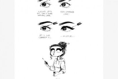 donne eye liner