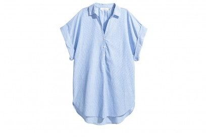 hm-camicia-celeste-maniche-corte