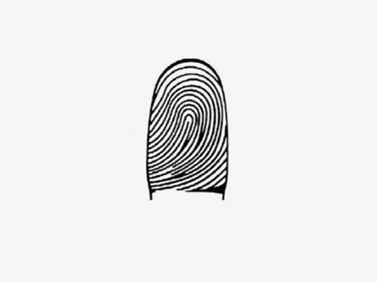 impronte digitali loops