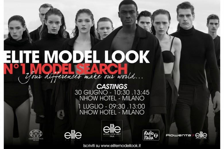 Torna Elite Model Look Italia: il concorso dedicato ad aspiranti modelli e modelle