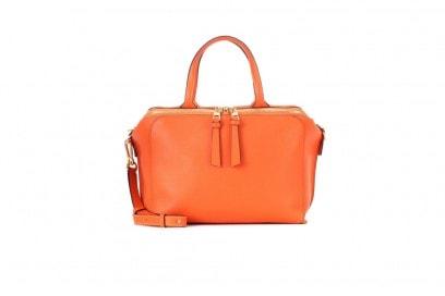 loewe-borsa-zip-arancione