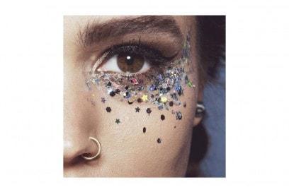 make up viso glitter festival look (4)