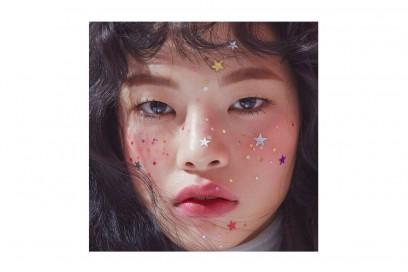 make up viso glitter festival look (5)