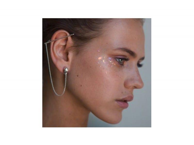 make up viso glitter festival look (6)