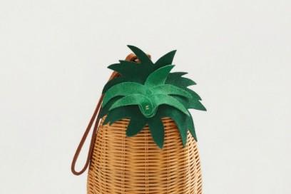 mango paglia borsa