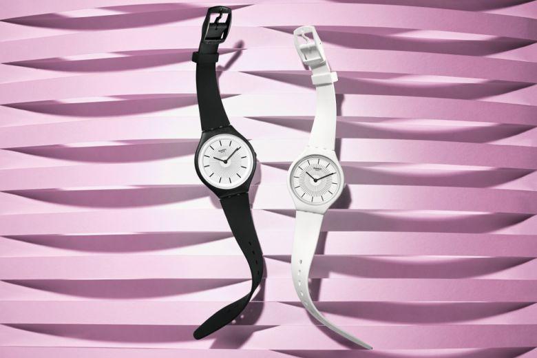 Tradizione e rivoluzione: Swatch e la nuova linea di orologi ultralight